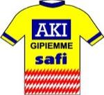 Maglia della Aki - Gipiemme - Safi
