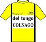 Maglia della Del Tongo - Colnago