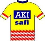 Maglia della Aki - Safi