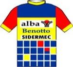 Maglia della Alba Cucine - Benotto - Sidermec