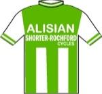 Maglia della Alisian - Shorter Rochford