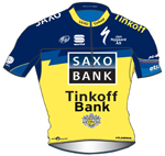 Team Saxo - Tinkoff