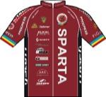 Maglia della AC Sparta Praha