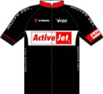 Maglia della Activejet Team