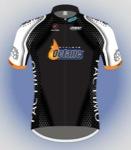 Maglia della Athlete Octane Cycling