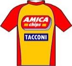 Maglia della Amica Chips - Tacconi Sport