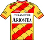 Maglia della Ceramiche Ariostea - Gres