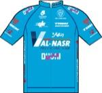 Maglia della Al Nasr Pro Cycling Team - Dubai