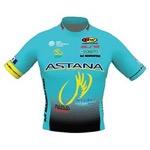 Maglia della Astana Women's Team