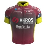 Maglia della Akros - Renfer Sa