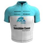 Maglia della Australian Cycling Academy - Ride Sunshine Coast