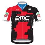 Maglia della BMC Racing Team