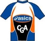 Maglia della Asics - CGA