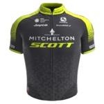 Maglia della Mitchelton Scott