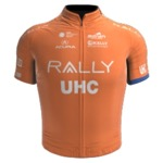 Maglia della Rally Uhc Cycling