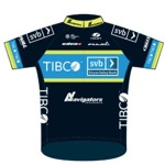 Maglia della Team Tibco - Silicon Valley Bank