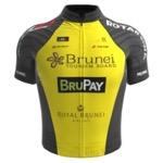 Maglia della Brunei Continental Cycling Team