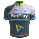 Maglia della Betplay Cycling Team