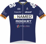 Maglia della Named - Rocket
