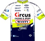 Circus - Wanty Gobert