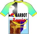 Maglia della Barbot - Torrie Cafés