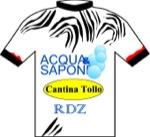 Maglia della Acqua & Sapone - Cantina Tollo