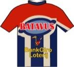 Maglia della Batavus Bankgiroloterij