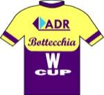 Maglia della ADR - W Cup - Bottecchia - Coors Light