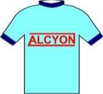 Maglia della Alcyon
