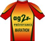 Maglia della Ag2r Prévoyance - Décathlon