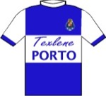 Maglia della FC Porto - Texiene