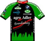 Maglia della Agro Adler - Brandenburg
