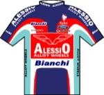 Maglia della Alessio - Bianchi