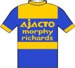 Maglia della Ajacto - Morphy - Richards